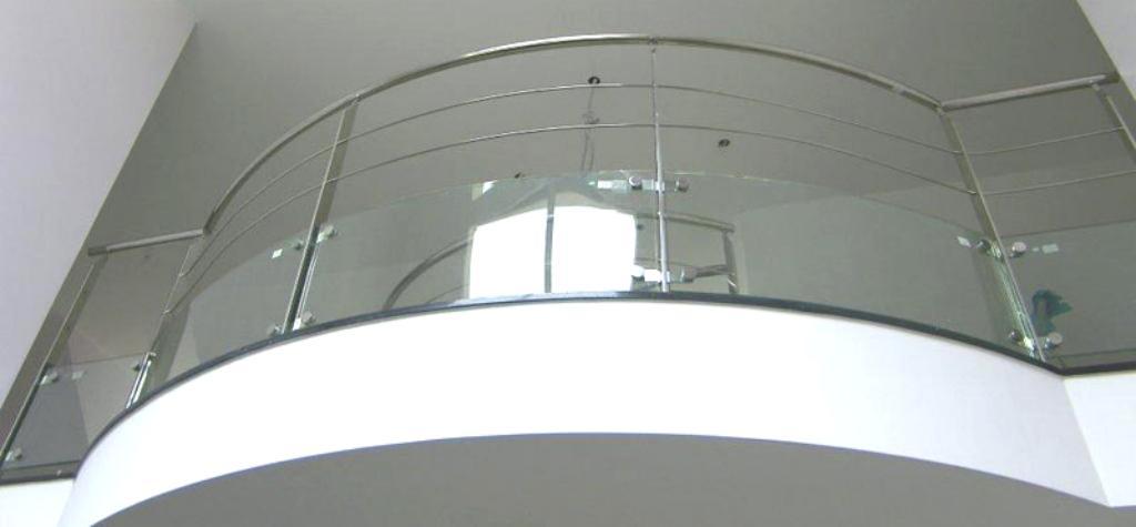 Barandillas de cristal en España