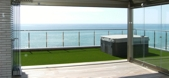 Cerramientos de terraza de aluminio y cristal en Espa�a